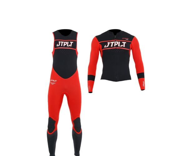 Jetpilot RX PWC Neo Race John & Jacket Red/Black 20025