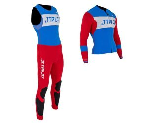 Jetpilot RX PWC Neo Race John & Jacket Red/Blue/White 21011
