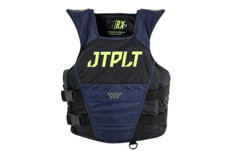 Jetpilot RX PWC Nylon ISO 50N Race Pullover Vest Navy/Yellow 21019