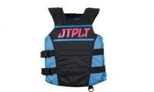 Jetpilot LADIES RX S/E Nylon ISO 50N Pullover Race Vest Black/Blue/Pink 20066