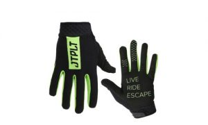 Jetpilot Matrix Pro Super Lite Glove Full Finger JP 20090 Black/Green
