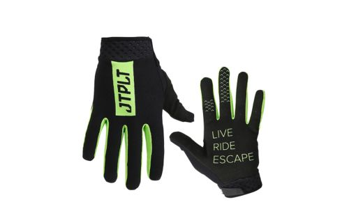 Jetpilot Matrix Pro Super Lite Glove Full Finger JP 20090 Black/Green