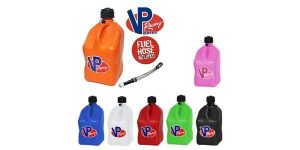 VP Racing Fuel Jug included Filler Hose 22Liter