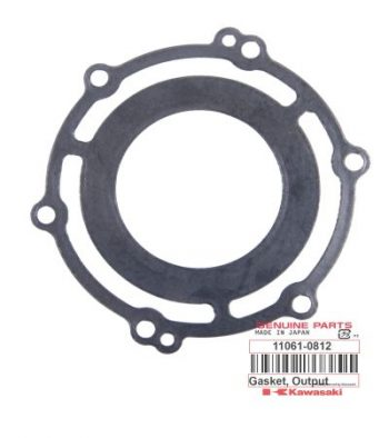 Kawasaki Gasket Output Cover - SXR1500 - Part Number 11061-0812
