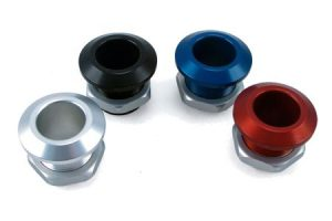 Aluminum Bow Eye Nose Bushing