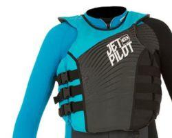 Jetpilot Matrix Pro Nylone Vest Black/Blue
