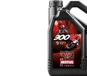 Motul 300V 2 Racing Oil Ester Core Technologie