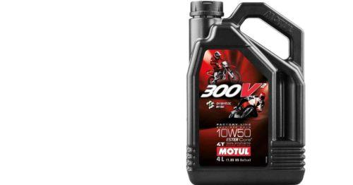 Motul 300V 2 Racing Oil Ester Core Technologie