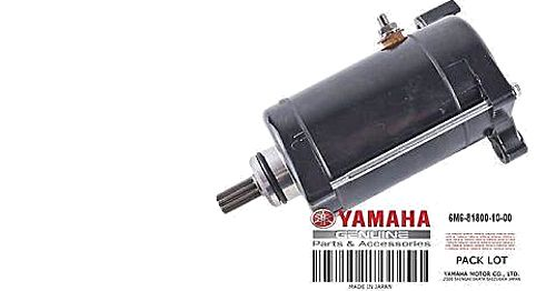 6M6-81800-10-00 Starter Yamaha SJ