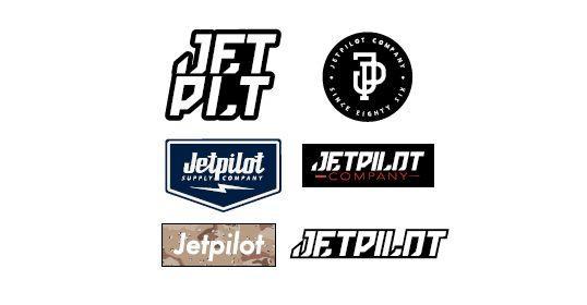 Jetpilot Stickers 19146