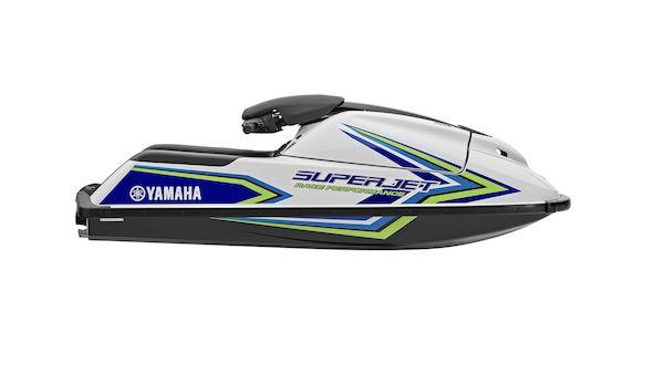 2019 Yamaha SuperJet 701