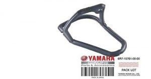 Original Yamaha Muffler Seal Rubber - 6R-715761-00-00
