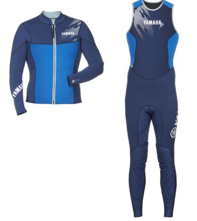 Yamaha Wave Runner Racing Long John + Jacket D17AL1E0 E0-