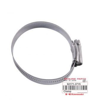 Kawasaki OEM Exhaust Clamp Part No. 92171-3715