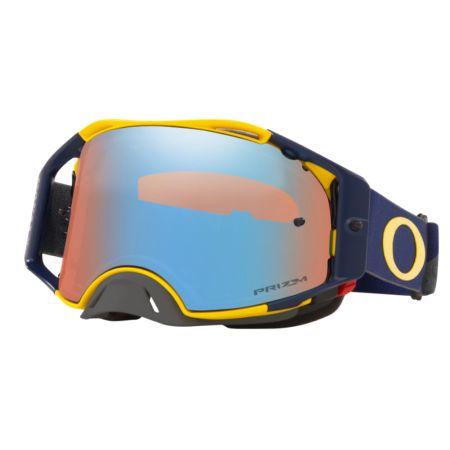 Oakley H2O Airbrake™ Goggle B1b Yellow Navy OO7046-87 H2O