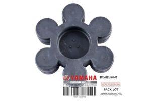 Yamaha Rubber Damper 61X-4581J-00-00