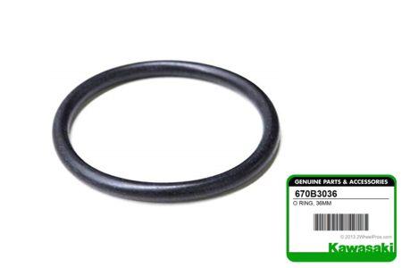 Kawasaki OEM SXR 800 Tank Fuel Pickup O-Ring Seal 670B3036