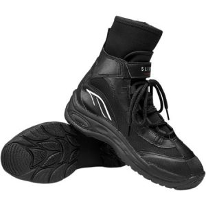 Slippery Liquid Airmesh/Neoprene Race Boots 2020 Black