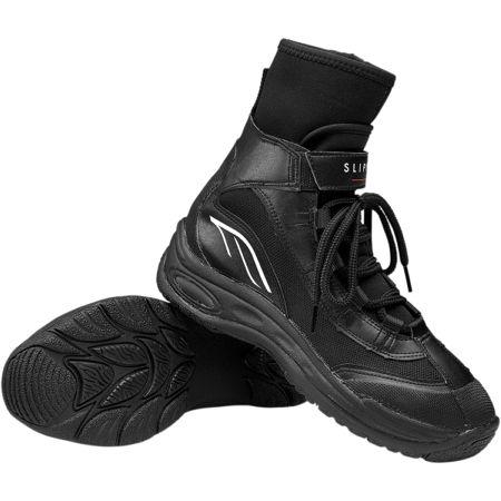 Slippery Liquid Airmesh/Neoprene Race Boots 2020 Black