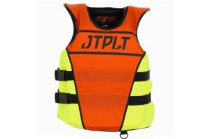 Jetpilot RX PWC Nylon ISO 50N Race Pullover Vest Orange/Yellow 20023