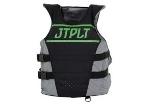 Jetpilot RX PWC Nylon ISO 50N Race Pullover Vest Char/Green 20024