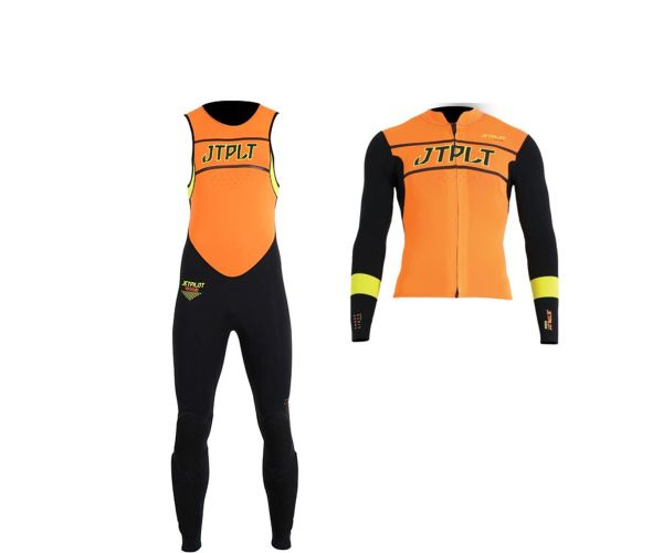 Jetpilot RX PWC Neo Race John & Jacket Orange/Yellow 20026