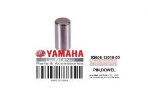 Yamaha Pin, Dowel (614) 93606-12019-00
