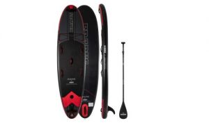 Jobe Brabus Shadow 10.6 Limited Edition Inflatable Paddle Board Package 618820005