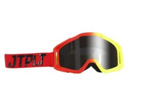 Jetpilot Matrix Race Goggle Red Yellow JP 19130