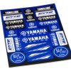 Yamaha Racing Sticker Sheet N19-JS009-E2-00