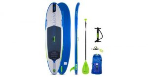 JOBE Leona 10.6 Inflatable Paddle Board SUP Package 486421010