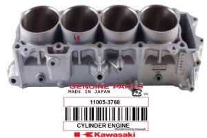 Kawasaki OEM SXR 1500 Cylinder Engine 11005-3768