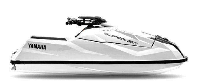 Yamaha Superjet SJ 1050 TR1