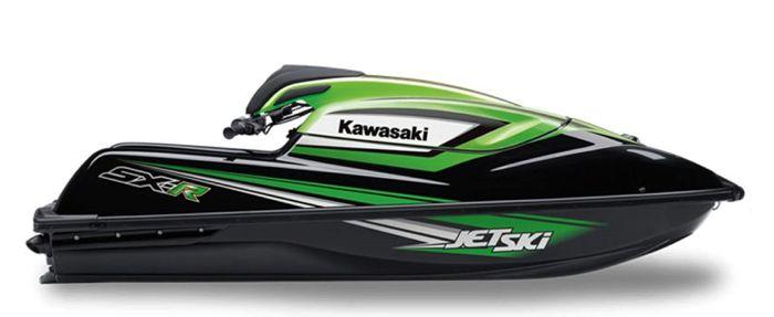 2021 Kawasaki Jetski SX-R 1500
