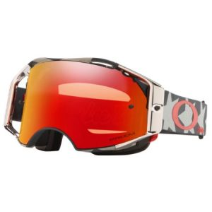 Oakley H2O Airbrake™ Goggle Troy Lee Designs Stealth Patriot OO7107-08 H2O