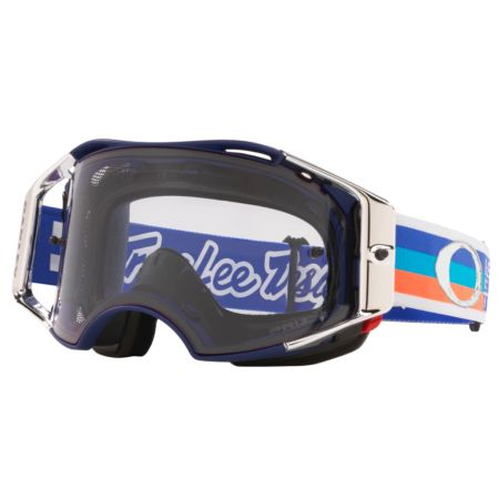 Oakley H2O Airbrake™ Goggle Troy Lee Designs Pre-Mix Navy Orange OO7107-09 H2O