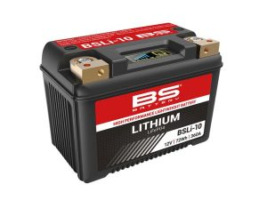 BS Battery Kawasaki Jetski Lithium Lightweight Battery BSLi-10