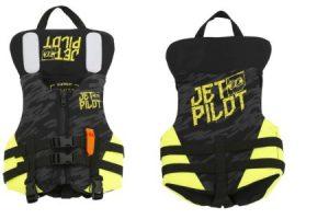 Jetpilot Cause Kids ISO 100N Neo Vest 19086