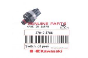 Kawasaki OEM SXR 1500 Switch Oil Pressure 27010-3786, 27010-0918