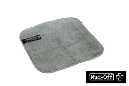Muc-Off Helmet & Visor Microfibre Cloth 998